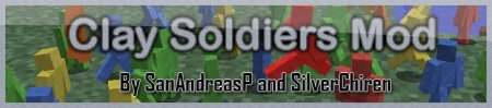 Clay Soldiers Mod 1.5.1