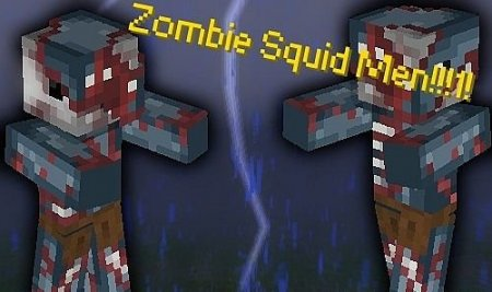 Zombie Squid Men 1.5.2