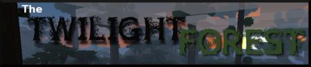 Twilight Forest - сумеречный лес в Minecraft 1.6.4