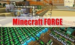 Minecraft Forge мод для 1.5.1