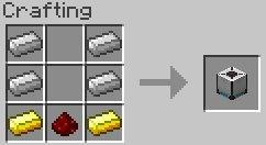 Minecraft 1.5.2 PortalGun