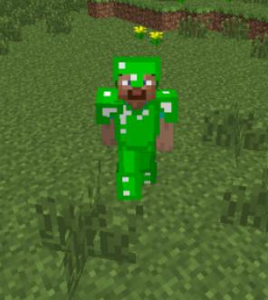 Emerald Mod - новые крафты из изумрудов для Minecraft 1.7.2