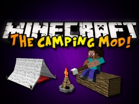 Minecraft 1.5.2 The Camping Mod