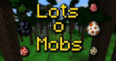 Minecraft 1.6.4 Lots O Mobs