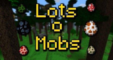 Minecraft 1.6.4 Lots O Mobs