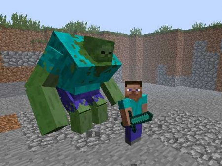 Minecraft 1.6.4 Mutant Creatures