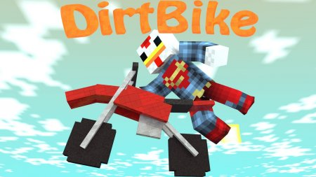 Minecraft 1.6.2/1.6.4 The Dirtbike Mod