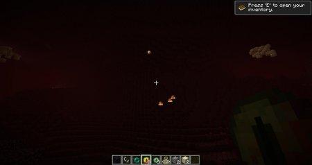 Nether Eye - око нижнего мира для Minecraft 1.7.2
