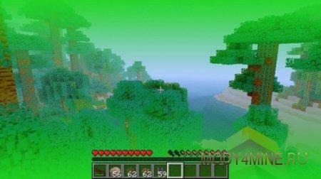 Psychedelicraft - алкоголь и вещества в Minecraft