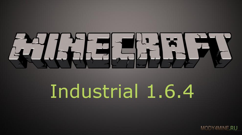 Minecraft 1 6 4 индастриал