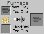 Sweet Tea - мод на чай для Minecraft 1.7.2!