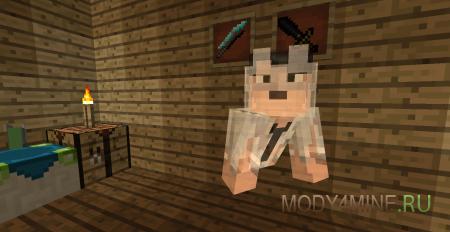 Haunted - призраки в Minecraft 1.6.4