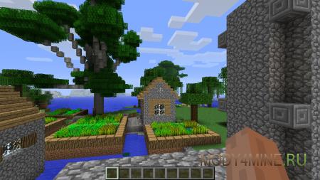 Minecraft 1.5.2 с модами ThaumCraft, Twilight Forest