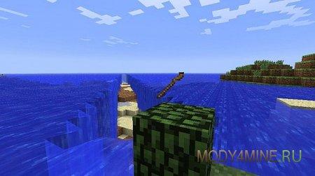 Moses Mod - посох Моисея в Minecraft 1.5.2/1.6.4