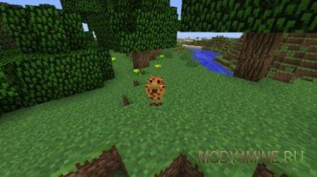 Mo' Chickens - Новые курицы в Minecraft 1.6.4