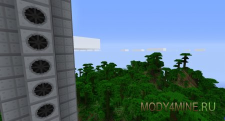 Клиент Minecraft 1.6.4 c модами Industrial Craft 2, BuildCraft