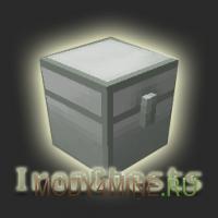 Iron Chests - сундуки для Minecraft