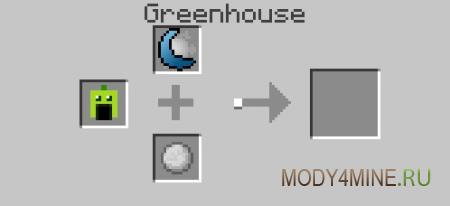 Plants vs Zombies Mod для Minecraft