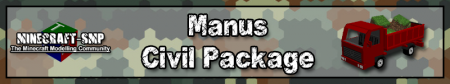 Flan's Content Pack: Manus Civil Package - Гражданская техника