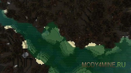 Карту зомби апокалипсиса для майнкрафта 0.14.0