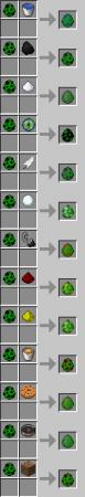 Elemental Creepers - новые криперы в Minecraft