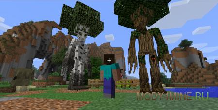 Mo' Creatures на Minecraft 1.5.2/1.6.4/1.7.2