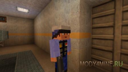 Карта Half-Life Blue Rescue 1.7.2