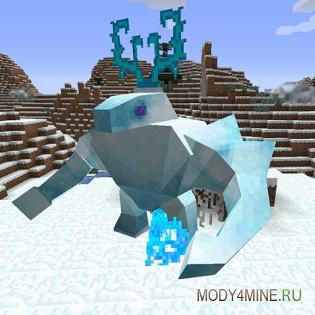 Lycanite s mobs новые мобы в minecraft