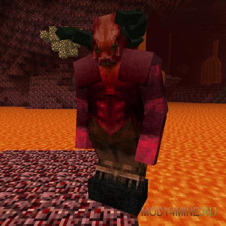 Мод Lycanite's Mobs — новые мобы в Minecraft 1.7.10-1.12.2/1.14.x/1.15.1/.2