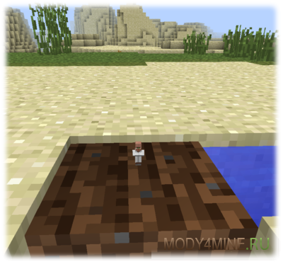 Villager's Nose - смешной мод про нос для Minecraft 1.7.10