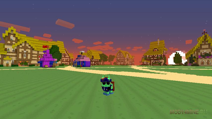 Mine Little Pony мод для Minecraft 1.7.2. Скачать моды для ...