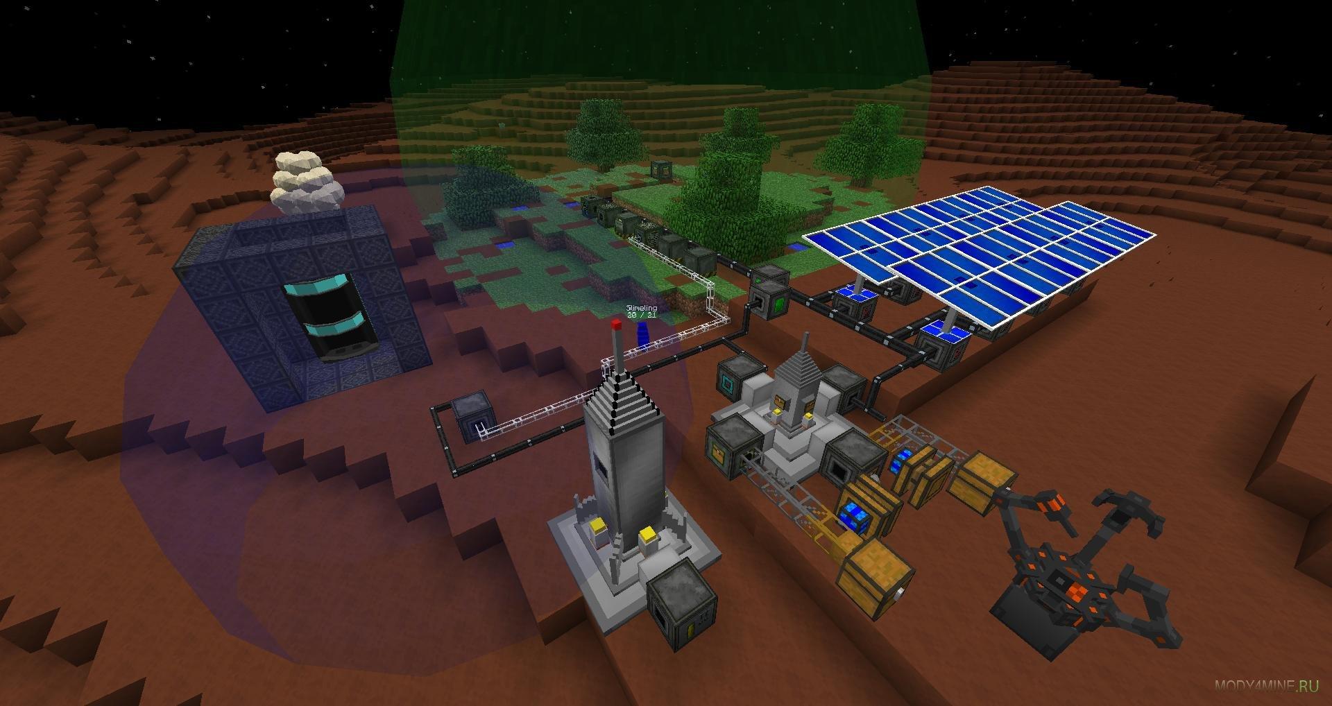 1. 7. 10] galacticraft mod download | minecraft forum.