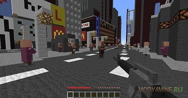 Скачать Моды На Майнкрафт 1 10 На Оружие - фото 10