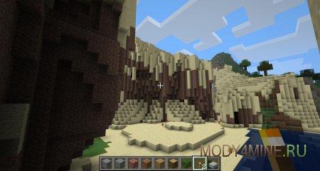 TerraFirmaCraft 1.6.4 - глобальный мод для Minecraft