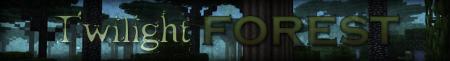 Twilight Forest - сумеречный лес для Minecraft 1.7.10