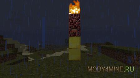 Herobrine - ужасный Херобрин в Minecraft 1.7.10