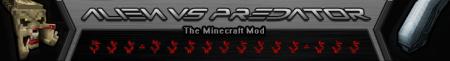 Alien Vs Predator Mod - Чужой против Хищника в Minecraft