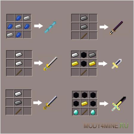 OnePiece Craft PE - аниме мод для Minecraft PE 0.9.0