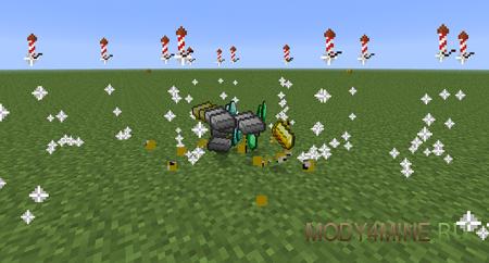 Lucky Block - мод на блок удачи для Minecraft 1.7.2/1.7.10