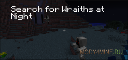 Bosscraft 2 - мод на боссов для Minecraft 1.6.4