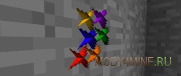 PaintBall Mod - мод на пейнтбол для Minecraft 1.6.4/1.7.2/.10