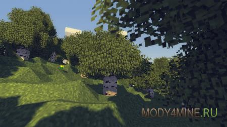 No Cubes для Minecraft 1.7.2