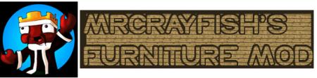 Мод на мебель Furniture для Minecraft 1.7.10