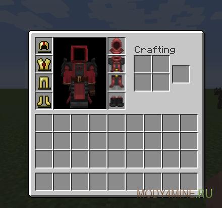 Мод Cosmetic Armor 1.7.10