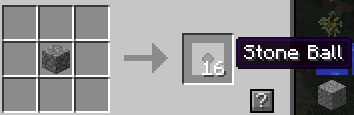 Sling Shot mod - рогатка в Minecraft 1.7.10