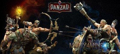Фэнтезийная игра Panzar