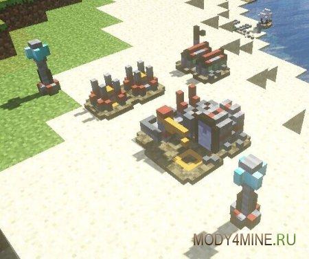 Minepainter - скриншот 1