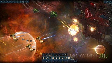 DarkOrbit - эпичное сражение в космосе