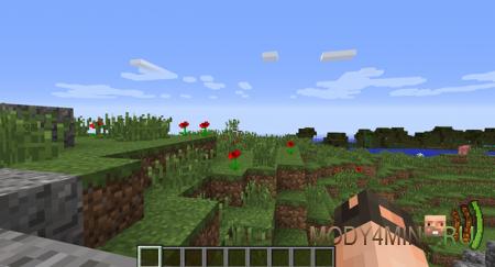Voice Chat - голосовой чат в Minecraft 1.6.4/1.7.2/1.7.10