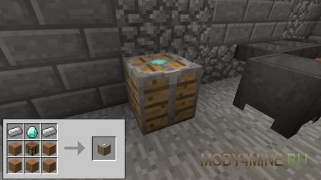 Мод Deconstruction для MСPE 0.11.0 и 0.11.1